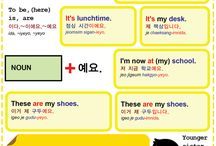 grammar and sentence structures in korean language