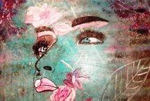 My ART / Acryl auf Leinwand