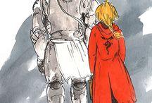 Fullmetal Alchemist (+Brotherhood) / fullmetal alchemist