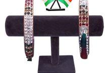 Ethnic earrings / Ethnic can be cool too! #pretty #affordable #trendy #kundanbalis for #Eid and #Rakshabandhangift buy on:- www.sraajan.in