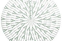 patrones de figuras geometricas crochet