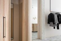 Interiores con madera