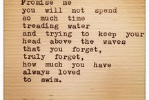 TKG Favorites / A collection of favorite poems from my favorite poet, Tyler Knott Gregson.  / by Jenna Worthington