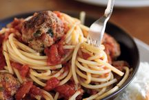Food - Pasta / by Christy Newman