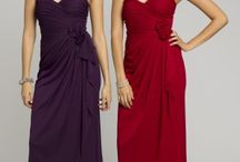 Bridesmaid Dresses / The best in bridal fashion for all bridesmaids. / by Jennifer Felan