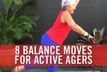 Senior Fitness Tips / Exercise advice for older adults.