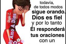 Yo amo a Dios