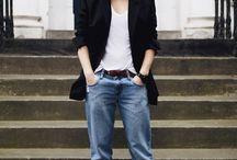 Jeans Look / by Vanessa Wesley