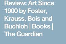 Reviews on Art books