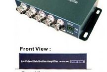 Composite Video Splitter / Buy AV composite splitters/distribution amplifiers online at KVMStuff. 2, 4 or 8 port sizes compatible with standard video signals. Low prices, great selection and outstanding customer service.