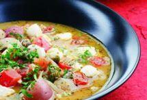 under da sea soups