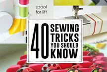 Sewing Tutorials and Tips / by Jessica Nanney