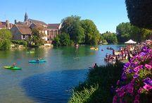 Nemours au fil du Loing / Evènement annuel de l'Office de Tourisme ! Tout au long de la journée, participez aux nombreuses animations et activités proposées sur le thème de l'eau et plus particulièrement du Loing, rivière de Nemours.