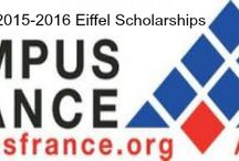 2015-2016 Eiffel Scholarships & Other Top Scholarships / 2015-2016 Eiffel Scholarships for International Students in France , and applications are submitted till January 9th, 2015. The French Ministry of Foreign and European Affairs offers Eiffel scholarships for international students annually - See more at: http://www.scholarshipsbar.com/2015-2016-eiffel-scholarships.html#sthash.3OYQcyd8.dpuf