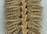 szalma,kukorica csuhé