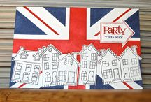 Royal party invite