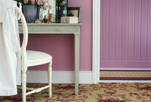 Think Pink / Need some inspiration for a pink interior design?! Whether it is the flooring, furniture or decoration - we have got everything you may need to help inspire you.