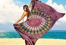 Picnic Tapestry
