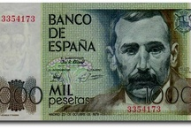 La peseta / by Elisa Gil Gasset