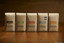 커피 패키지 디자인