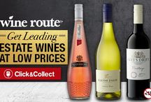 Better & Better Wines of the World / Checkers sells over 50 international wines from all wine producing regions of the world and 100 local-is-lekker wines from top South African wine estates.  Let's have a look....