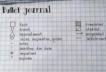 bullet jornal / Ideas for jornal