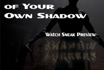"""Shadow Lurkers Movie Goes Viral / """"SHADOW LURKERS"""" is a featurette film.. BE AFRAID OF YOUR OWN SHADOW.  """"Shadow Lurkers"""" follows one family beginning 3 days before the millennial eclipse-   Day #1 Shadows everywhere start coming to life to the horror of people everywhere (but remain shadows on the wall). Day #2 The world wakes to a beautiful sunny day, people go to work, school... but as people leave their homes, we realize... No one is casting a shadow. No one. Every shadow has disappeared. How is that possible?  / by Shadow Lurkers"""