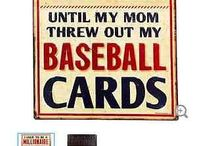 Sports Home Decor / Find great sport decor ideas and items to make that will your man cave or room stand out!