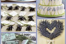 Wedding trends - lavender
