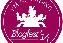 Mumsnet Blogfest / Snippets from the thinking bloggers' conference