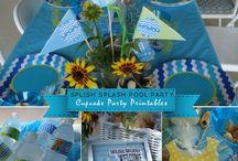 Pool Party Printables