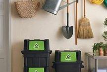 Recycling Bins Ideas
