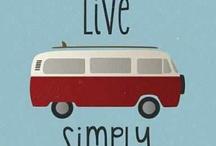 Live Simply ❤️