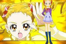 Kasugano Urara / Cure Lemonade