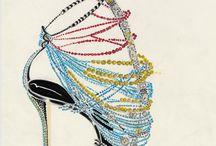обувь, одеть невозможно. просто смотреть / фантазии при просмотре