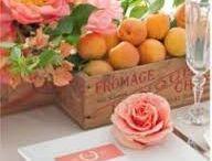 Decorare le nozze con le cassette di legno/How to decorate weddings with wooden boxes / Decorazioni nozze realizzate con cassette di legno/ Wooden boxes weeding decoration