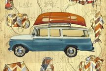 Clipart - járművek (Vehicles)