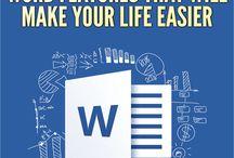 Word / Die Textverarbeitung Microsoft Word begleitet viele von uns im Alltag. Ob Lebenslauf, Geschäftsbericht, Brief oder Artikel: Mit Word kann man alles schreiben. Doch oft gibt es Probleme: Wie kann man Tabs nutzen, wo steckt die Silbentrennung und wie kann man aus Word exportieren? Wir sammeln hier Tipps rund um das Textprogramm, die helfen.