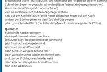 Schule_Gedicht/ Bewegungsverse
