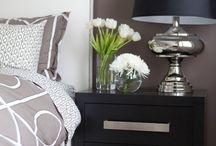 Bedroom Ideas / by Erin Henkle