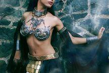 dress (styl Cleo de Nile)