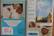 SIMPLE - Michal - PUFFIN´s smashbook / The Simple Smashbook pages I´ve creted © Puffin / Happy mail ninja