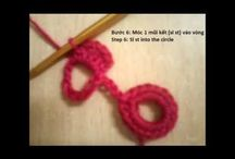 How to crochet a very simple Barcelet