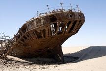 Shipwrecks / What happened .... A sad moment