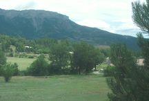 La Montagne en Provence / Photos de sites magnifiques à découvrir dans les Hautes Alpes et Alpes de Hautes Provence. Bienvenue dans le 04 et le 05