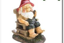 Garden Gnomes 1 / See what mischief these Garden Gnomes can bring!