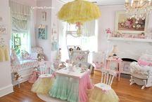 Lovely little girls party