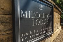 Middleton Lodge Wedding Photography / Weddings at Middleton Lodge