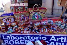 LabArt Creation / Il meglio dell'artigianato Siciliano....  Arte, moda e colore vanno insieme nelle nostre creazioni