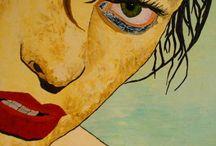 Pintura al oleo / Pintura al oleo. Jordi Roca